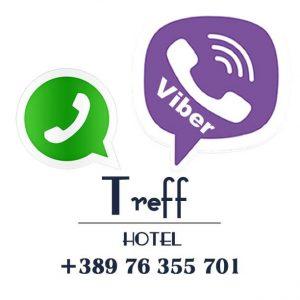 +38976355701 HOTEL TREFF